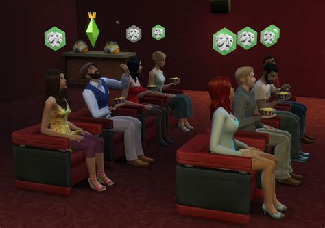 film hangout review all new clubs in the movie hangouts stuff pack sims globe