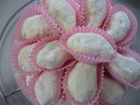 cara membuat kue kering putri salju gado hotz cara membuat kue putri salju