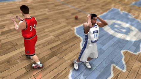 ncaa college hoops 2k8 college basketball is officially dead to video games