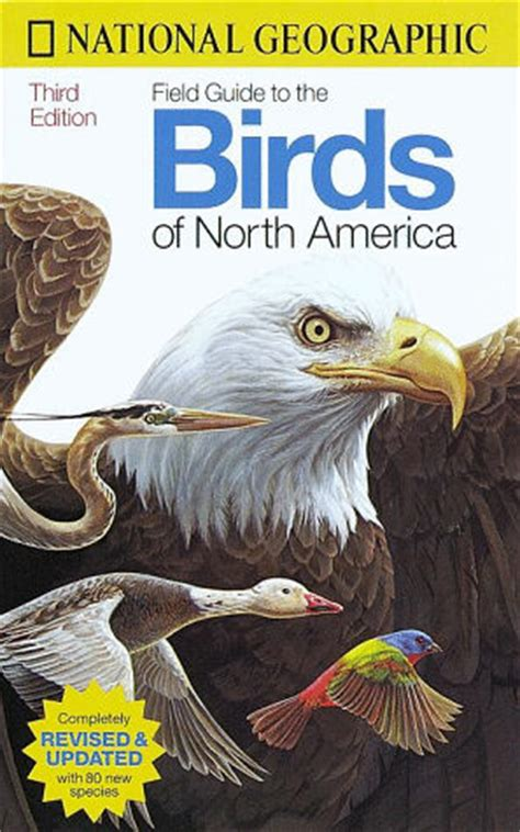 national geographic society field guide to the birds of