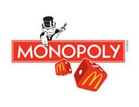 Monopoly Sweepstakes 2014 - monopoly mcdonald s and watches on pinterest