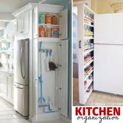 storage solutions for small kitchens