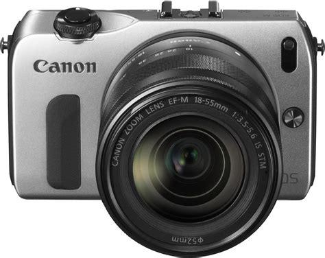 Canon Eos N canon eos m silver 18 55mm kit photos