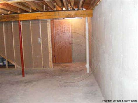 loan to finish basement basement finish freedom builders remodelers