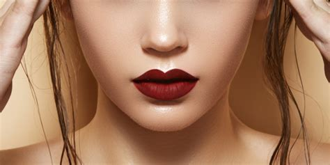 Lipstik Warna Coklat Terang 6 tips agar lipstik matte nggak bikin kamu terlihat menor merdeka