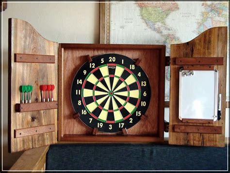 is dart board cabinet applicable home design ideas plans