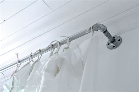 curtain pole cutter 63 best images about pipe curtain rods on pinterest