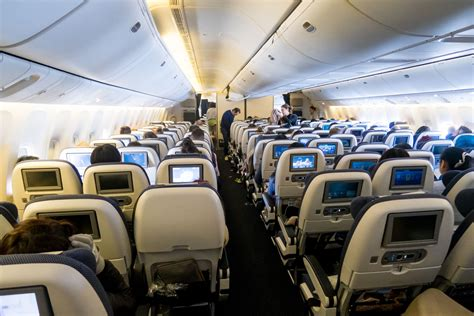 cabin classes review airways 777 300er economy class from