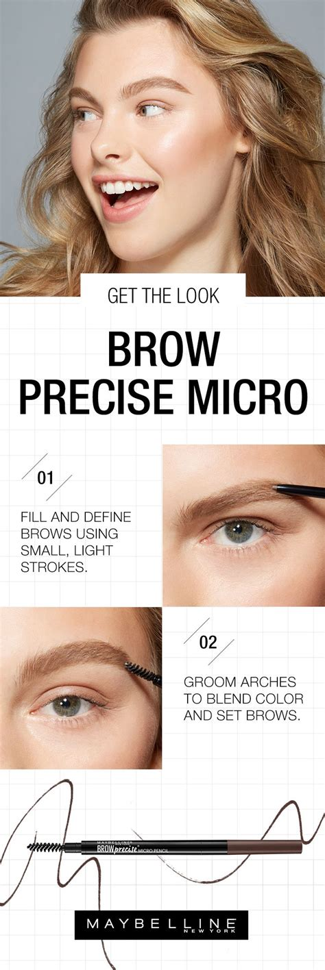 Maybelline Brow It Easy 602 best images about hair styles on