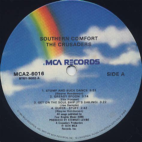 the crusaders southern comfort crusaders southern comfort lp blue thumb 中古レコード通販 大阪 root down records jazz