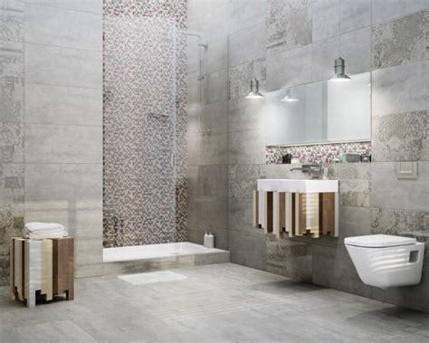 fliesen bad hellgrau mosaik fliesen f 252 r bad ideen f 252 r betonung einzelner bereiche