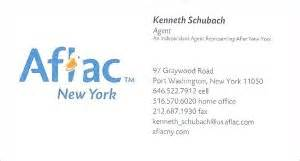 aflac business cards cow bay business network members page