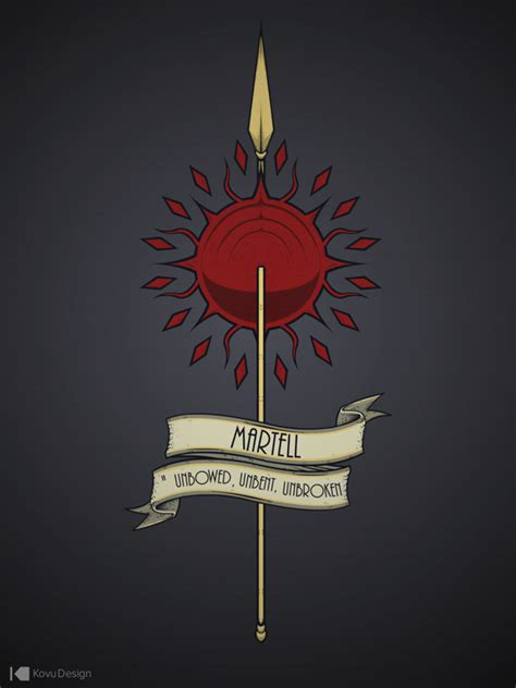 haus martell 50 most epic of thrones wallpaper