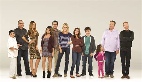 8 In 1 Family modern family season 5 is modern family getting