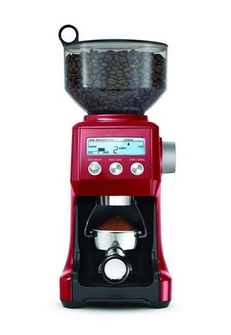 Breville Coffee Machine With Grinder Top 10 Best Burr Coffee Grinders 2017
