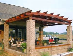 Wooden Pergola Designs by Pergola Design Wood Crafters