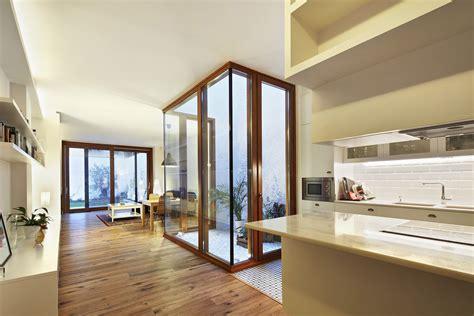 Patio House Galeria De Casa P 225 Tio Vertical Estudi Nao 12