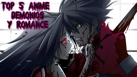 best animes top 5 animes de demonios y