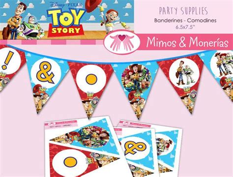 free printable toy story happy birthday banner toy story banner party flags printable happy birthday