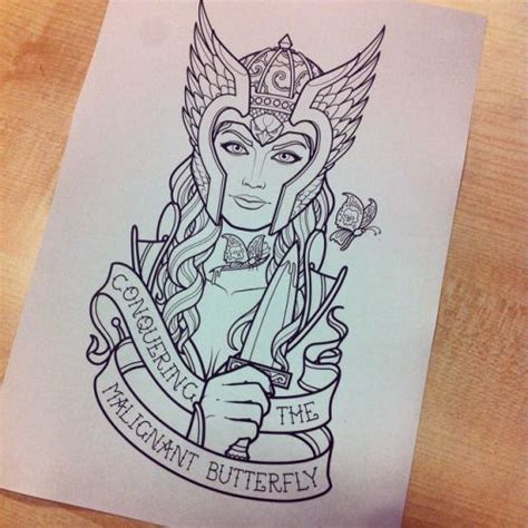 valkyrie tattoo valkyries search tatoos