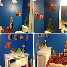 Mario Bros Bathroom by 1000 Images About Bathroom On