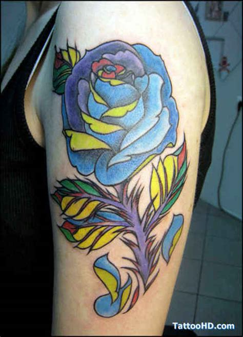 exclusive tattoos designs 37 exclusive blue tattoos and designs