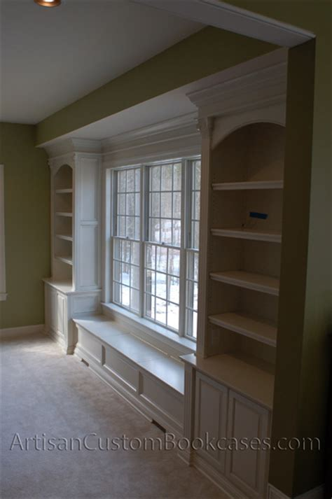 Built In Bookshelves Around Window Zen Shmen 50 Great Ideas For Built Ins