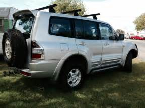 Mitsubishi Ballarat 2001 Mitsubishi Pajero Exceed Lwb 4x4 Nm Car Sales Vic