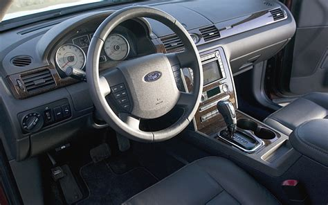 2009 Ford Taurus Interior by 2008 Ford Taurus X Interior Www Proteckmachinery