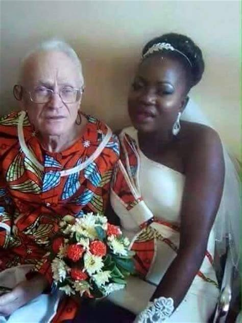 marrriage after age 50 african american female is this love two young kenyan ladies married to very old