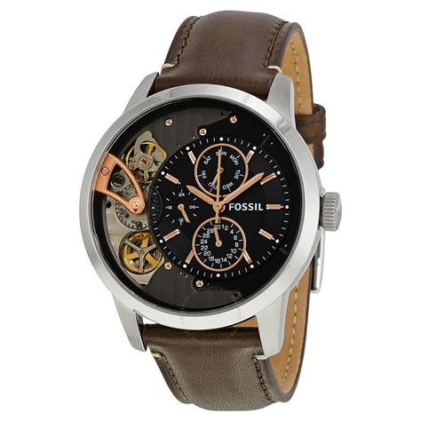 Fossil Chronograph fossil townsman chronograph s me1163 townsman