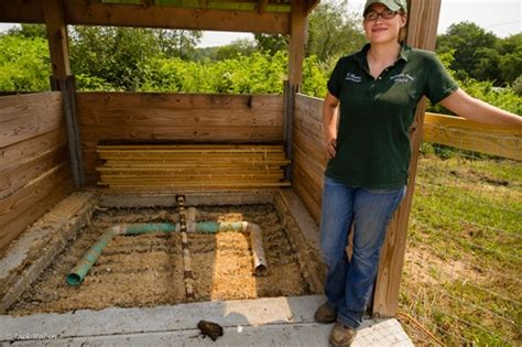 air floor in construction aerated bin composting demo photo gallery sustainable