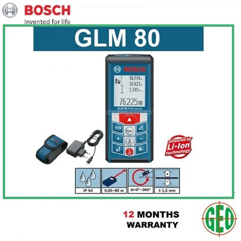 Bosch Glm 15 Meteran Laser Digital bosch glm 80 laser measure meter end 5 15 2018 11 15 pm