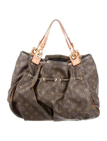 louis vuitton monogram irene bag handbags lou