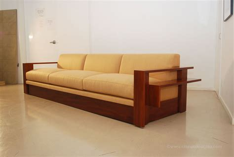 sofa wood frame classic design custom wood frame sofa