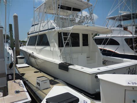 viking sport fishing boats for sale 1992 used viking yachts 53 convertible sports fishing boat