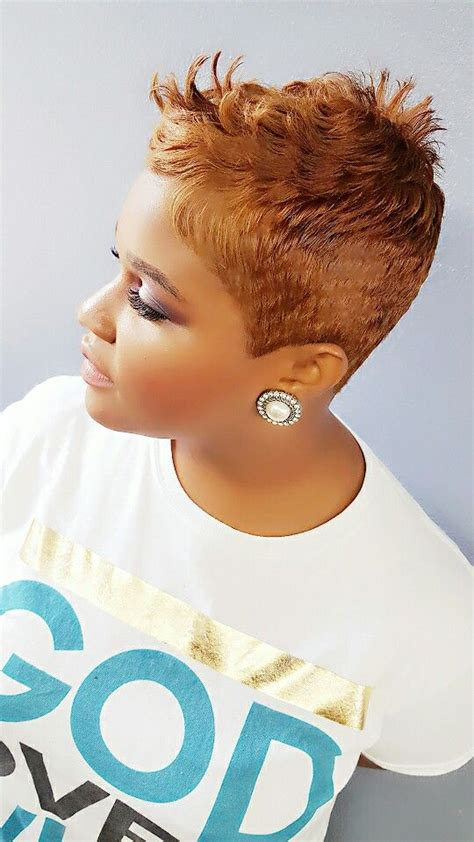 easy to maintain short hairstyles for black hair 530 best images about keep it short on pinterest