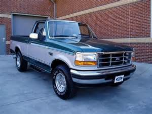 buy used 1996 ford f 150 xlt 4x4 at 5 0 302 1 owner 7k