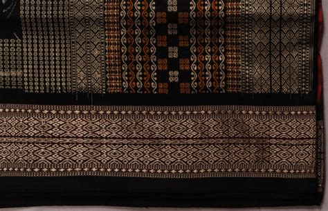 Ikat Pinggang Wanita Trendy Maroon orissa handloom traditional maroon bomkai and ikat work designer saree handloom