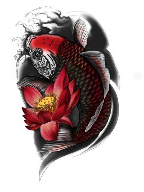 tattoo koi fish wallpaper resultado de imagen para tatuajes pez koi negro gym
