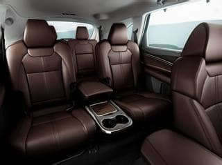 Acura Mdx Captains Chairs by 2017 Acura Mdx Suv National City
