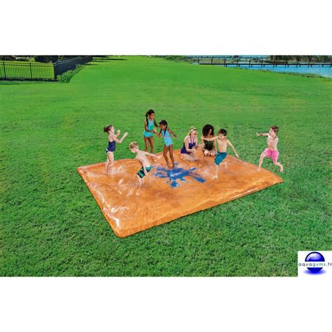 matelas de glisse 224 eau pour enfant