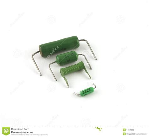 resistor no reading electronic resistors