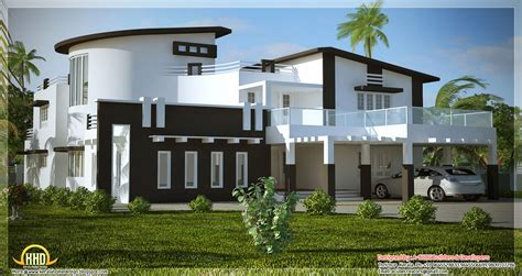 unique stylish trendy indian house elevation kerala