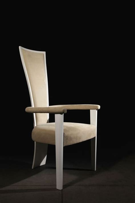 Totem Bookcase Dining High Backrest Armchair Dreams Line Design