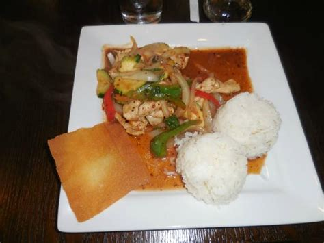 thai house lacey wa spicy basil lunch picture of thai house lacey tripadvisor