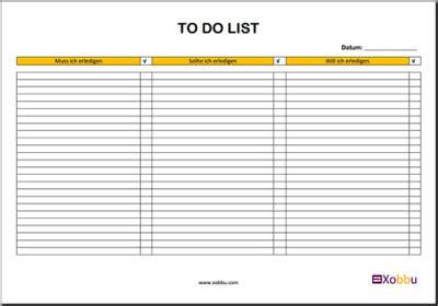 Word Vorlage Todo Liste Vorlagen To Do Liste In Versch Designs Und Layouts Zum Und Ausdrucken Http Www Xobbu