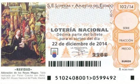 imagenes loteria navidad 2014 loter 237 a de navidad 2014 si s 243 lo compra un d 233 cimo en la
