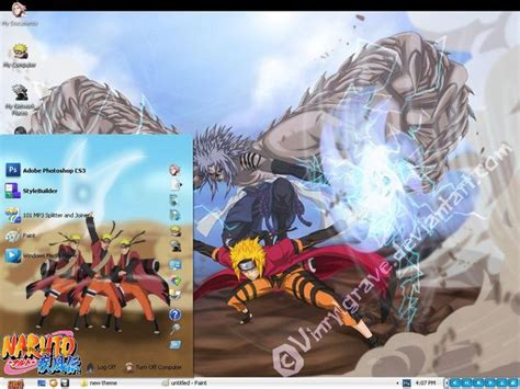 naruto themes for xp theme naruto for windowns xp by uploadfile on deviantart