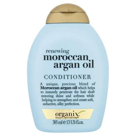 Ogx Argan Conditioner 385ml buy ogx moroccan argan conditioner 385ml from our